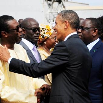 Rencontre avec Barack Obama